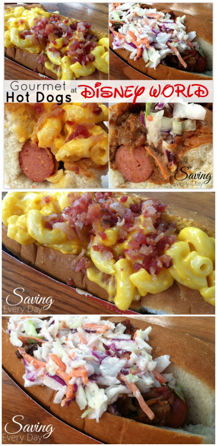 A new Disney food review is on the blog! This time we sampled the gourmet hot dogs at Fairfax Fare in Disney's Hollywood Studios!