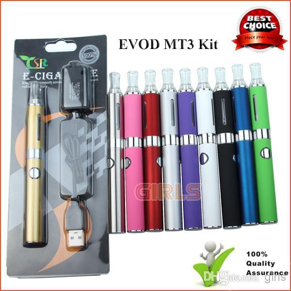 Wholesale E Cigarette Kits Buy Electronic Cigarettes Oem Evod Mt Starter Kit Mah For Ego Tank Ego T Ce Vapor Protank Ego Mt Atomiz