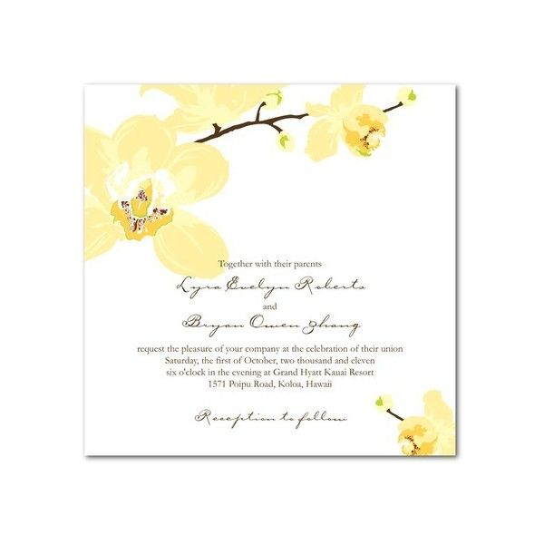32 best Invitation images on Pinterest Tropical weddings - invitation quotes for freshers party