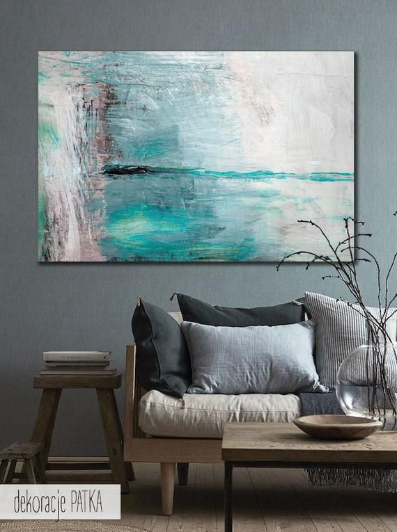 b9d5d67bf408b4 Big-picture-on-canvas-Abstraction | Obrazy i plakaty | Canvas ...