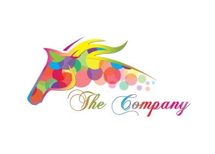 The Company - Horse Logo Design - LogoMyWay.com ™   $295