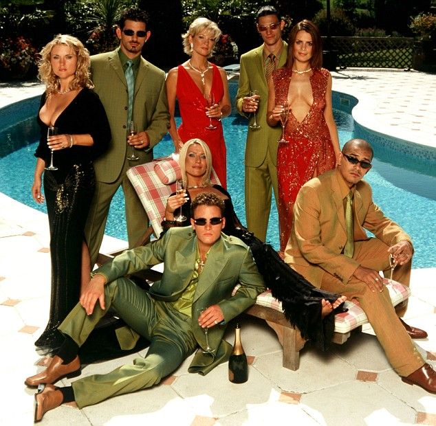 Footballers' Wives My guilty pleasure!
