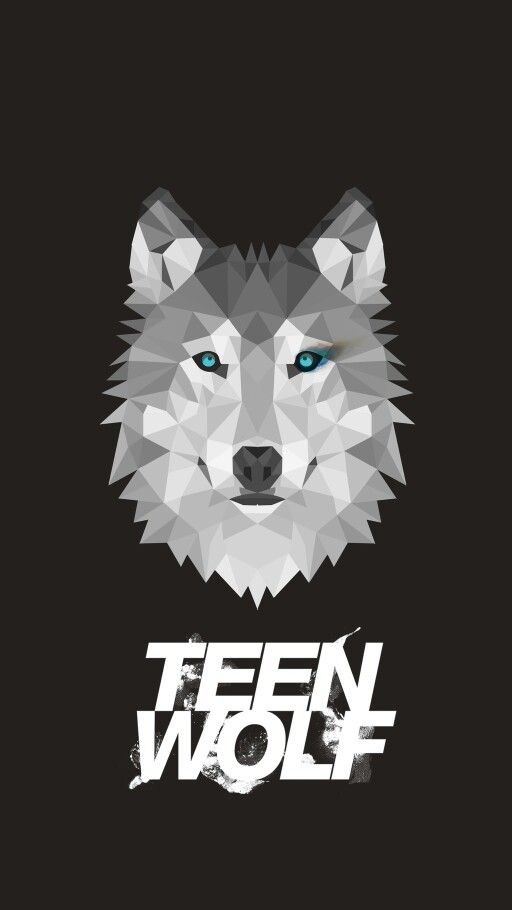 Image result for teen wolf logo hd wallpaper