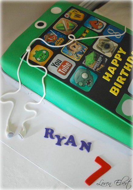 Ipod Cake Images