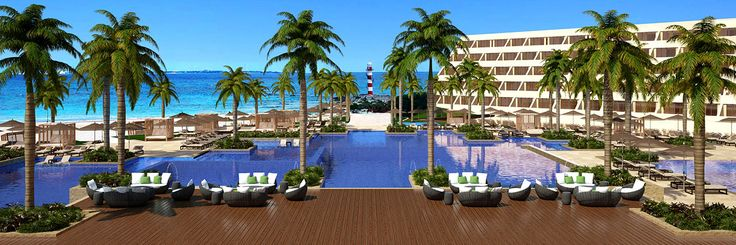 Cancun All Inclusive Family Resort - Hyatt Ziva