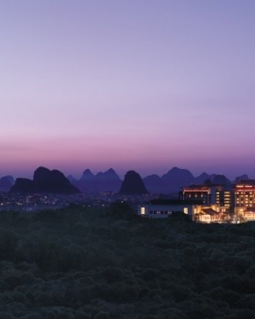 Shangri-La Guilin - Guilin, China #Jetsetter