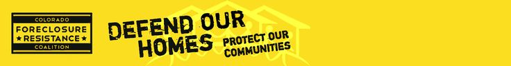 Martin Wirth's Eviction Defense    36 Iris Dr. Bailey, CO 80421 - Colorado Foreclosure Resistance Coalition