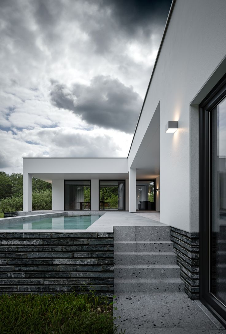 10 best project zwolle maas architecten images on pinterest project zwolle creates an impressive and moody overcast atmosphere with extensive use of forest pack in combination with some ccuart Gallery
