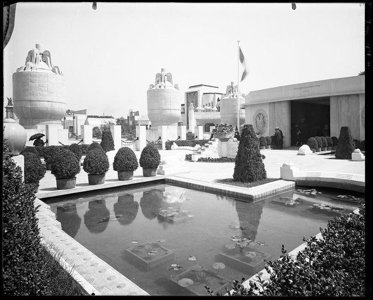 163 best 1925 exposition des arts decoratifs images on pinterest industrial world 39 s fair and - Les arts decoratifs paris ...