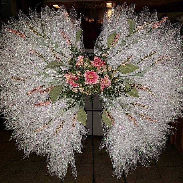 Apple Blossom Wreath Tutorial Wreath Tutorial DIY Wreath