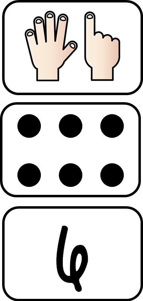 Diferentes formas de conteo 6