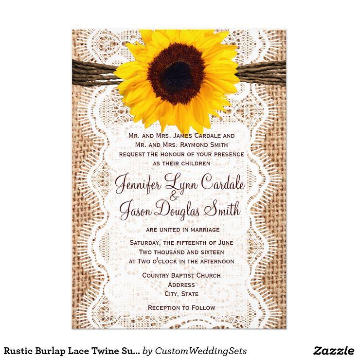 499 best Wedding Invitations images on Pinterest | Boyfriends ...