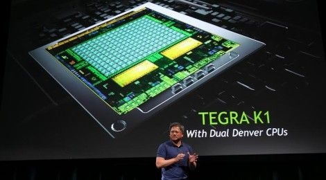NVIDIA unveils Tegra K1 SoC featuring 192 core Kepler GPU