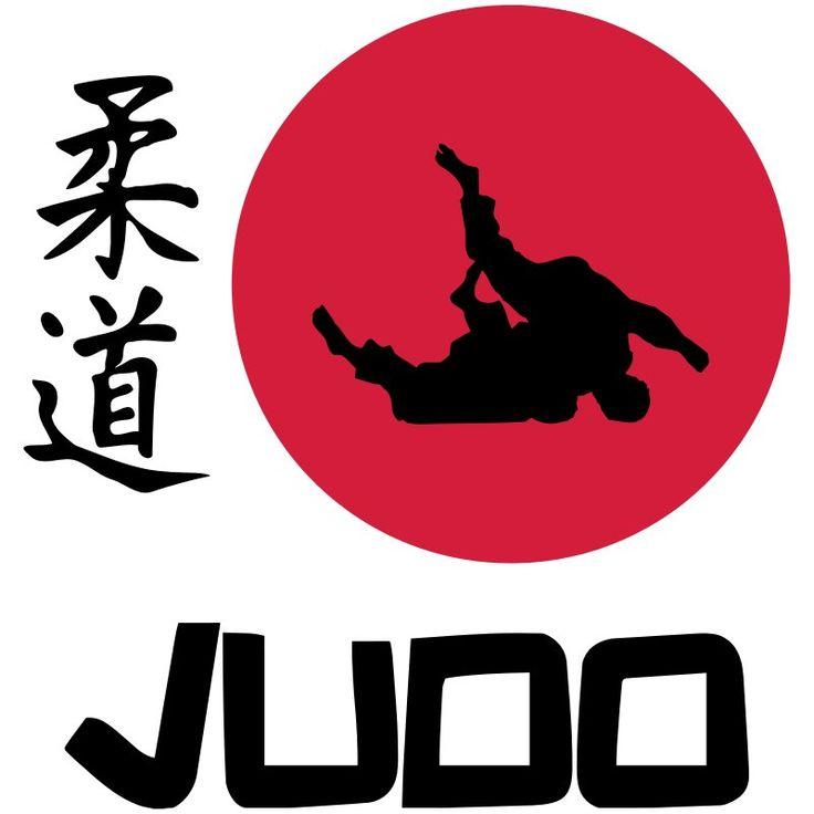 Картинка эмблема дзюдо
