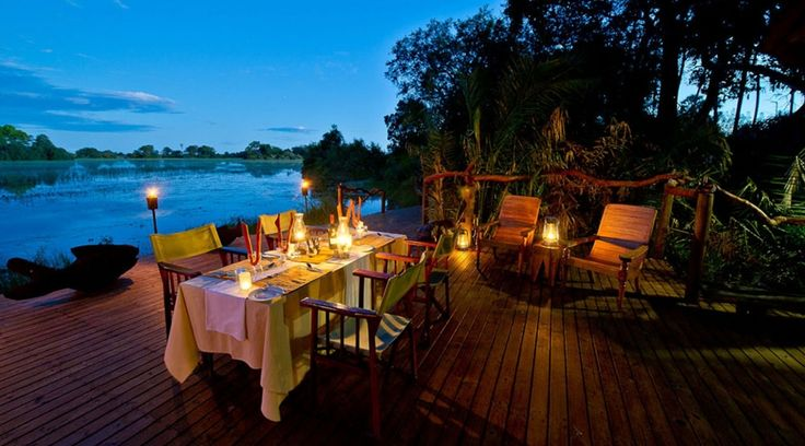 ©Wilderness Safaris Jacana Camp, Botswana