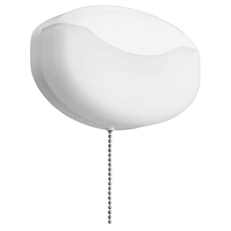 "Lithonia Lighting FMMCL 840 PIR M4 6.25"" Flush Mount 4000K LED Closet Light White Commercial Lighting Wall Lights Utility Lights"