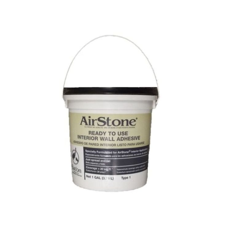 Best Glue For Stone : Shop airstone fl oz stone veneer adhesive at lowes