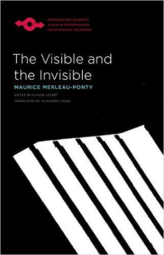 The Visible and the Invisible (Studies in Phenomenology and Existential Philosophy): Amazon.co.uk: Maurice Merleau-Ponty: 9780810104570: Books