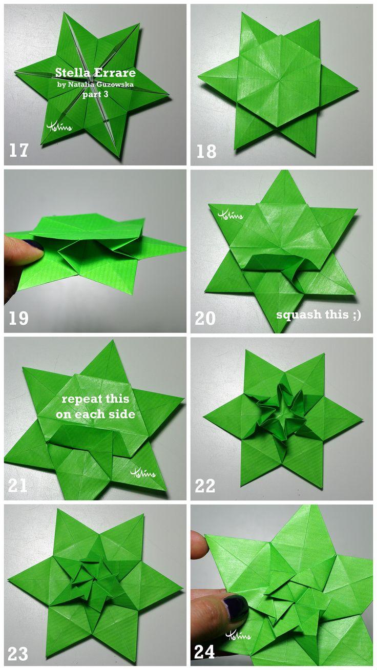 Stella Errare 3 | tutorial part 3 | Natalia Guzowska | Flickr