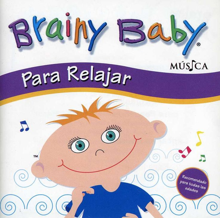 Artist Not Provided - Brainy Baby: Para Relajar: Peaceful Baby, Blue