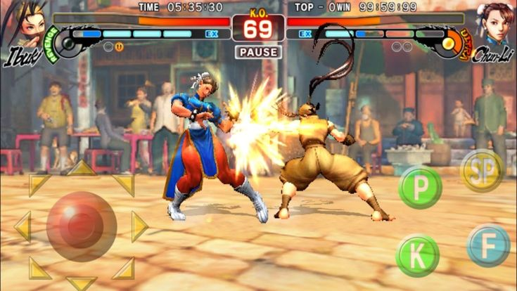 Street Fighter IV Champion Edition available for Android pre-registration now