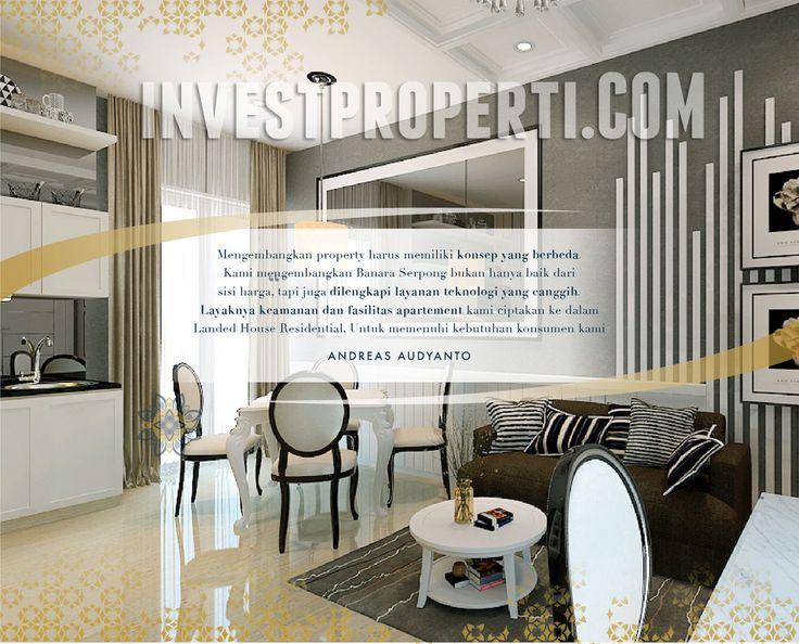 Interior Design Banara Serpong