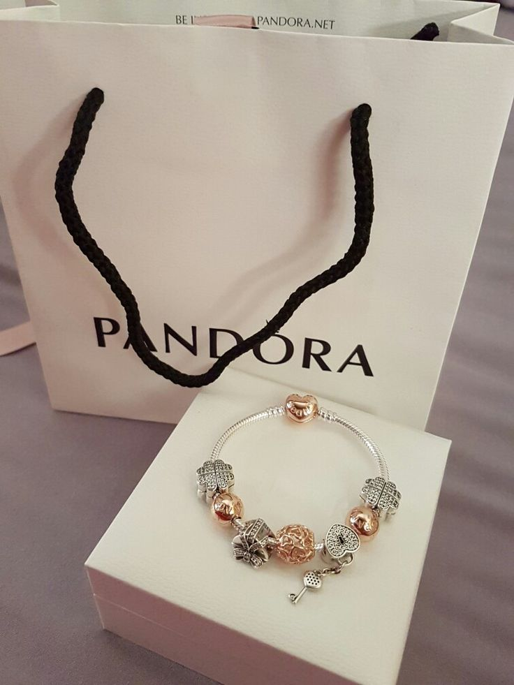 Pandora Rose Open Your Heart Bracelet Pandora Addict In