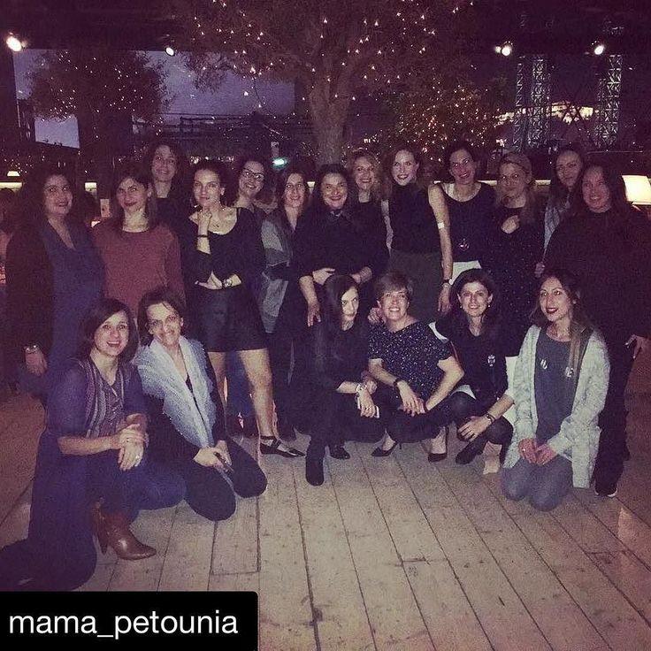 About last night! Βασιλόπιτα #bloggers! Thanks @machi.mommasdailylife! #bloggingfriends #presents #instafun #bloggers2017 #mykindofpeople