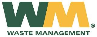 Waste Management company logo.