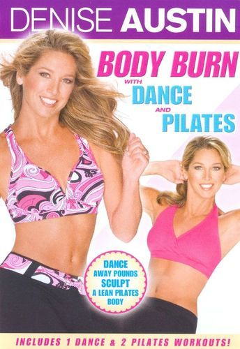 Body Burn with Dance and Pilates [DVD] [2008]