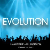 Evolution - Massivedrum feat. PM aKordeon (Original Mix) by PM AKORDEON on SoundCloud