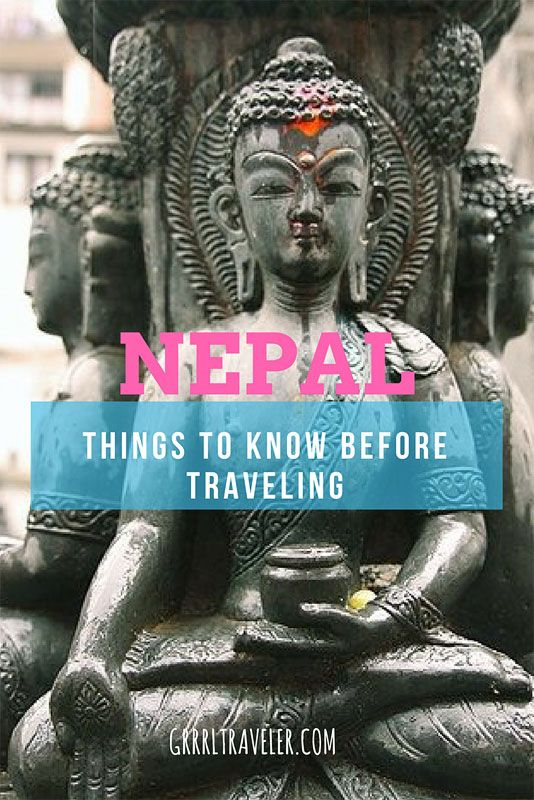 Nepal is a lovely country with a fascinating and warm culture. It was my first successful solo trip abroad. There are things to know before traveling Nepal