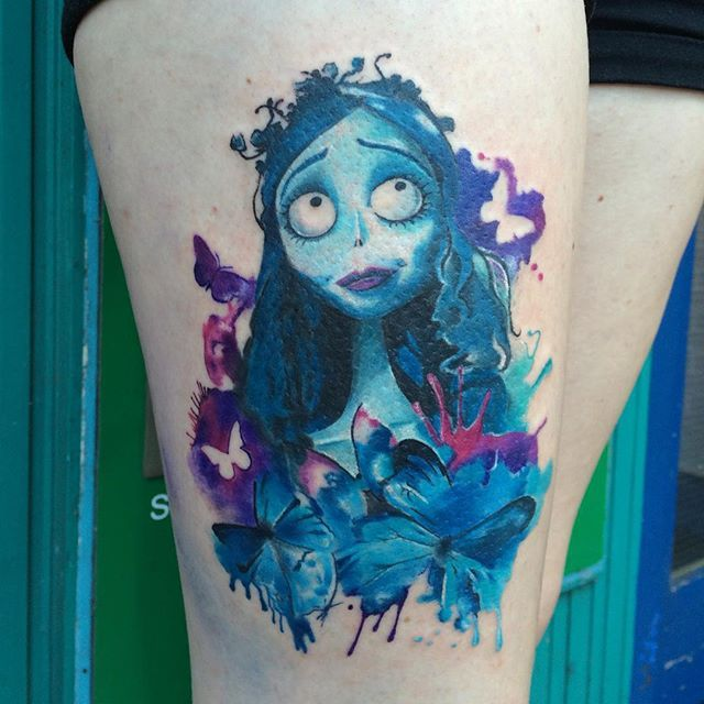 another corpse bride tattoos pinterest brides corpse bride and tim o 39 brien. Black Bedroom Furniture Sets. Home Design Ideas