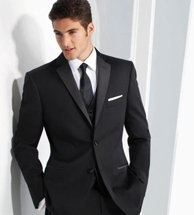 Modern Wedding Pocket Square For The Groom S Tux No Boutonniere Simple And Masculine