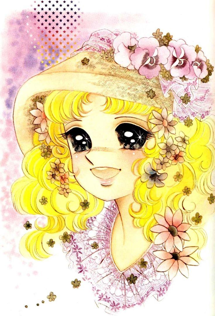 Candy Candy by Yumiko Igarashi - Kyoko Mizuki