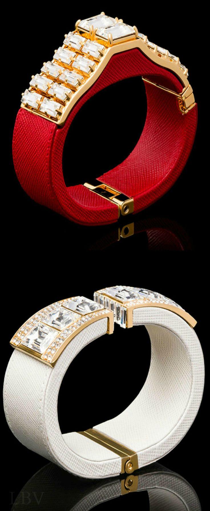 Prada Bracelets 2014 | LBV ♥✤
