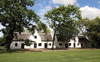 Spier Wine Estate, Stellenbosch