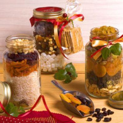 Holiday Gift Jar Fruited Rice Pilaf