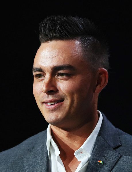 Rickie Fowler Photos Photos - Rickie Fowler of the United States appears on the stage at the welcome reception prior to the start of the WGC - HSBC Champions at the Himalayas Centre on October 25, 2016 in Shanghai, China. - WGC - HSBC Champions: Previews
