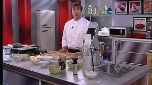 Luca Montersino - Peccati di Gola - Biscotto gelato al caffe