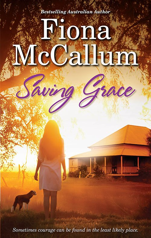 Saving Grace - Fiona McCallum