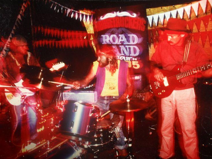 Housetruckers Ball 1984