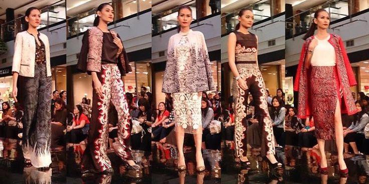 Batik yang merupakan salah satu hasil budaya Indonesia seharusnya dapat dilestarikan oleh kaum muda sebagai penerus bangsa.