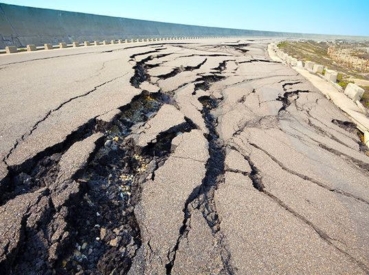 The Next California Earthquake Could Be Caused by Human-Made Drought