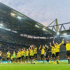 Bundesliga Football Match - Borussia Dortmund vs Hertha BSC Berlin