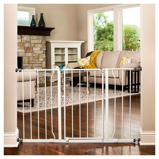 25 best ideas about wide baby gate on pinterest extra. Black Bedroom Furniture Sets. Home Design Ideas