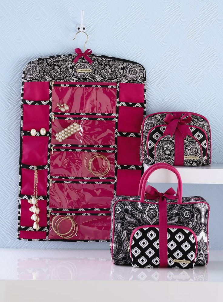 #Jewelry & #makeup bags. #SteinMart