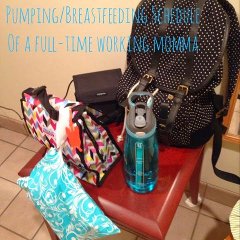 Nap Time: Mommy's Happy Hour: Working Full-Time & Pumping