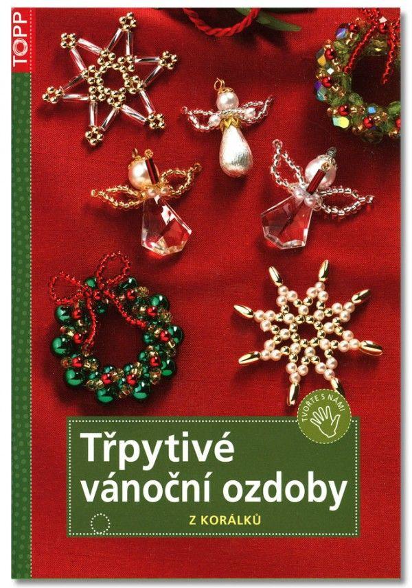 vánoční ozdoby z korálků - Hledat Googlem