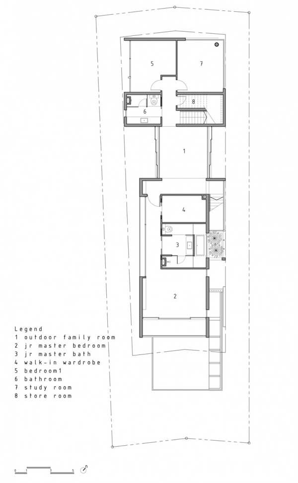 34 best ao to images on pinterest floor plans architecture volumes shaping a linear floor plan alnwick road house malvernweather Choice Image